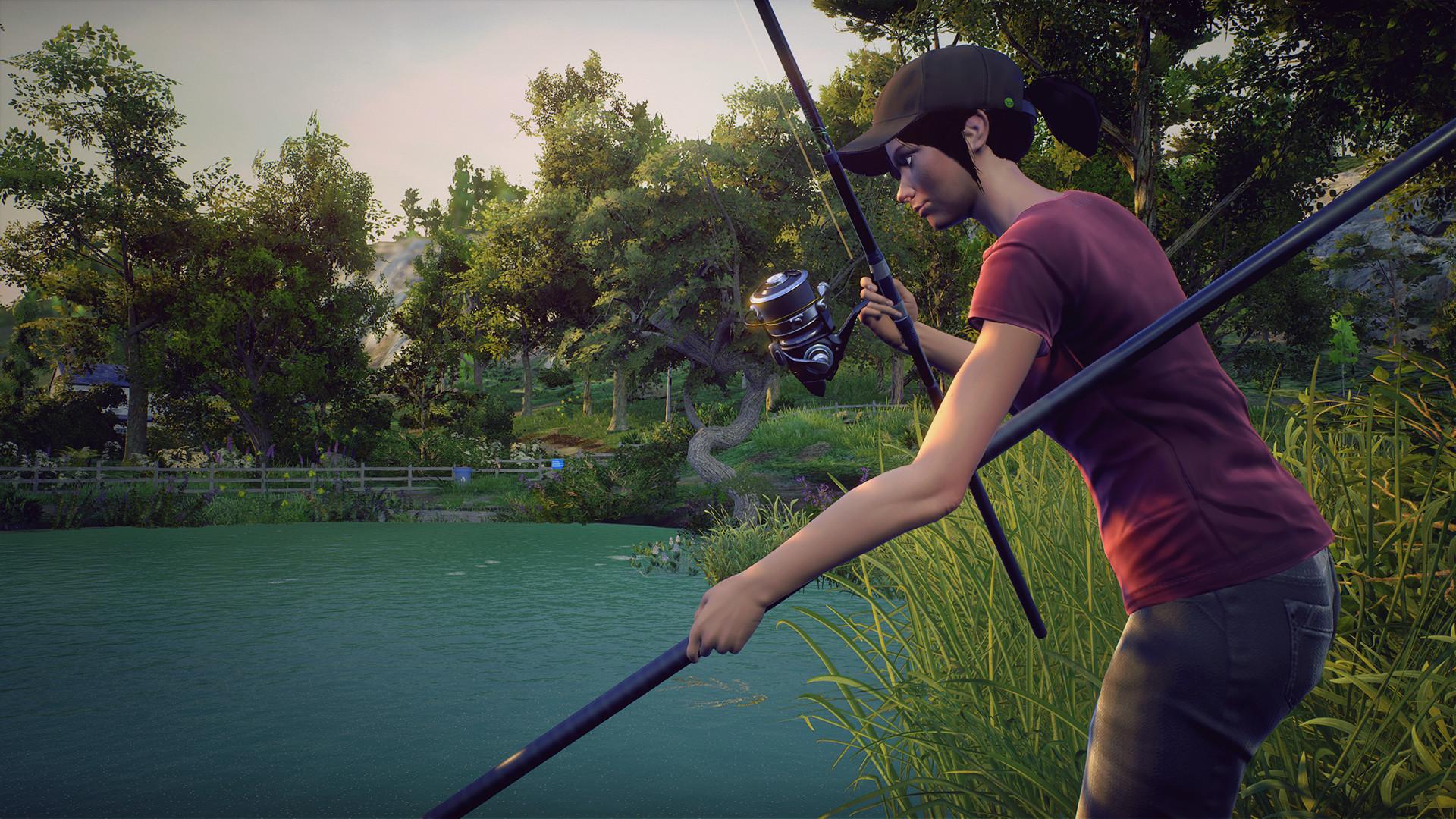 Euro Fishing (2015) PC | Лицензия