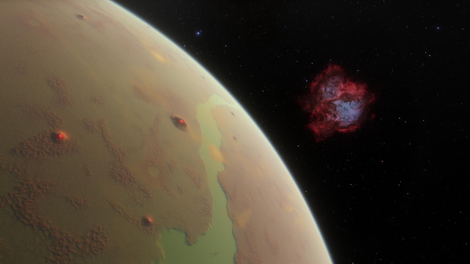 SpaceEngine screenshot