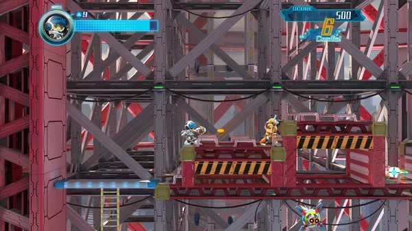 Mighty No. 9 v1.0 Plus 7 Trainer 32 Bit-FLiNG