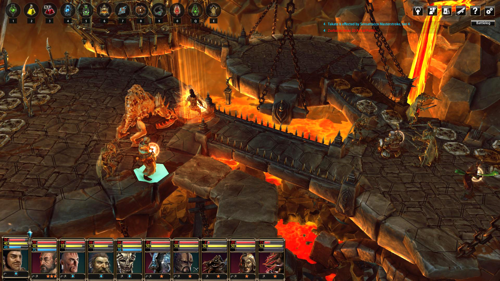Blackguards 2 screenshot