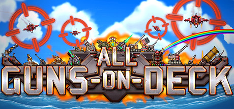 All Guns On Deck game image