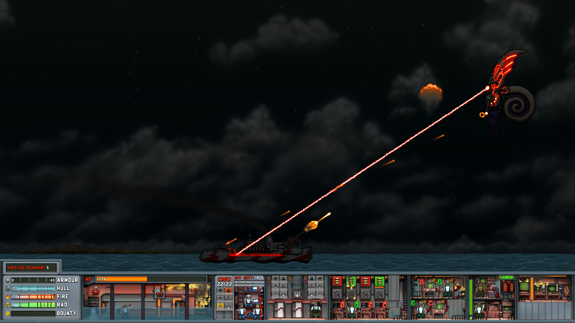 All Guns On Deck screenshot