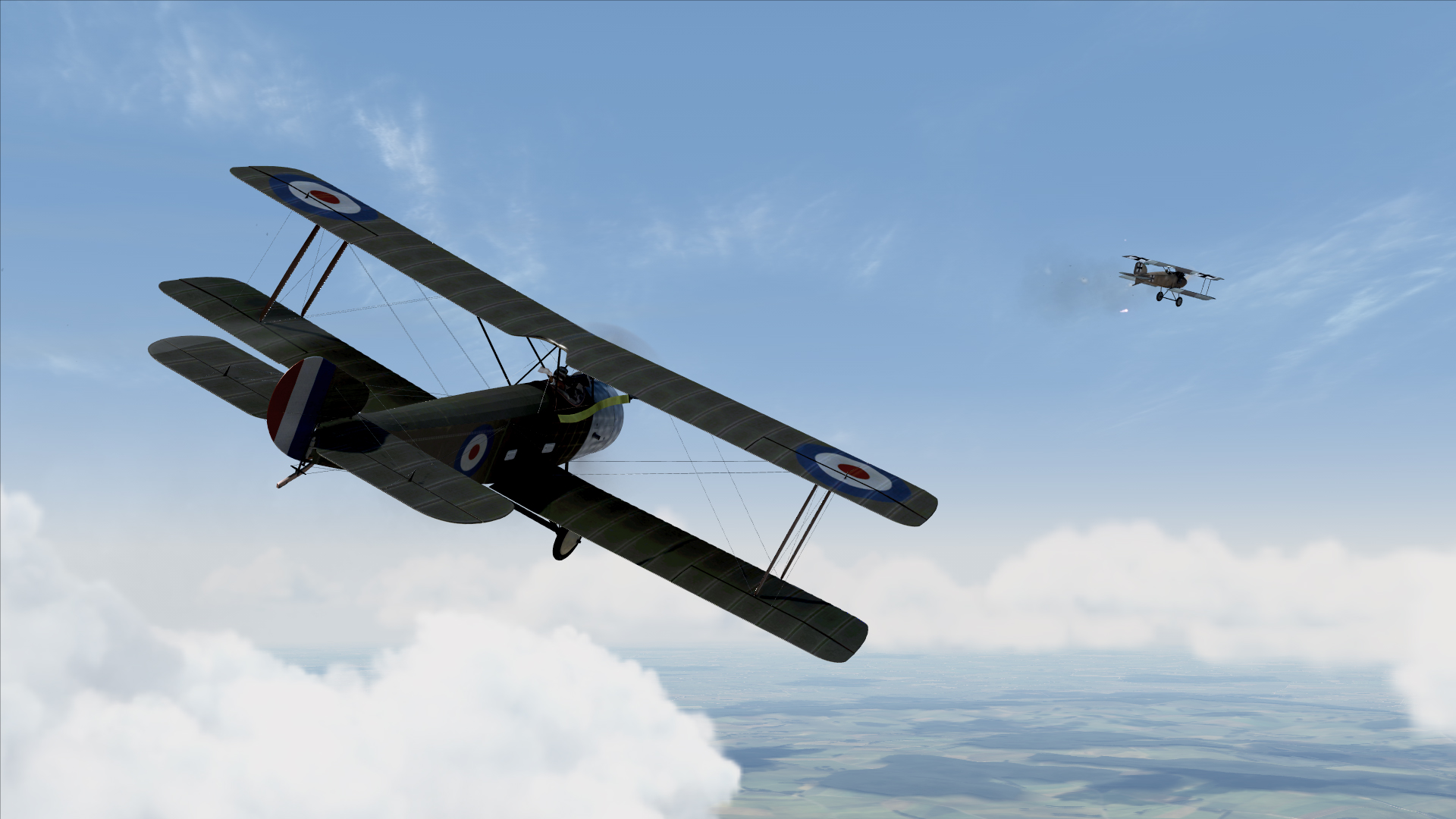 Rise of Flight: Intrepid Flyers screenshot