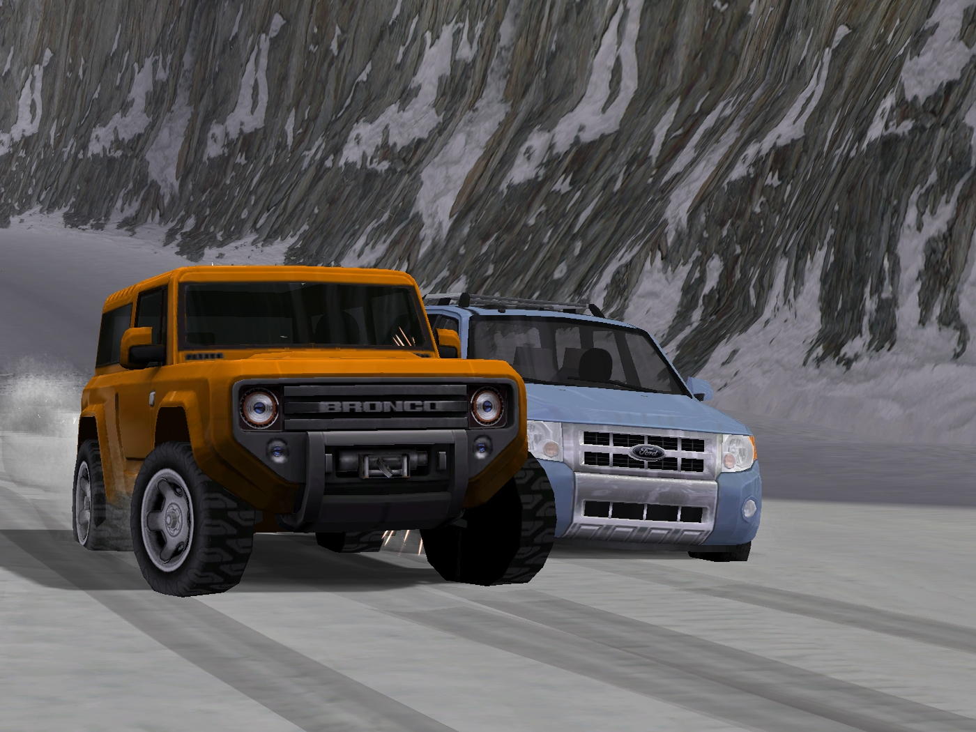 Download Ford Racing Off Road Full PC Game