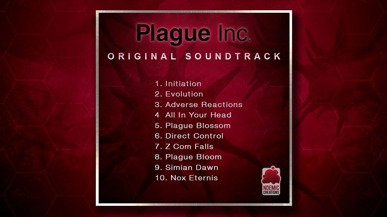 Plague Inc: Evolved Soundtrack screenshot