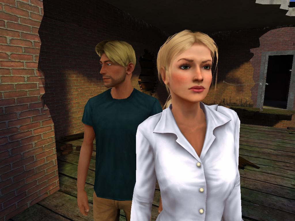 Broken Sword 4 - the Angel of Death screenshot