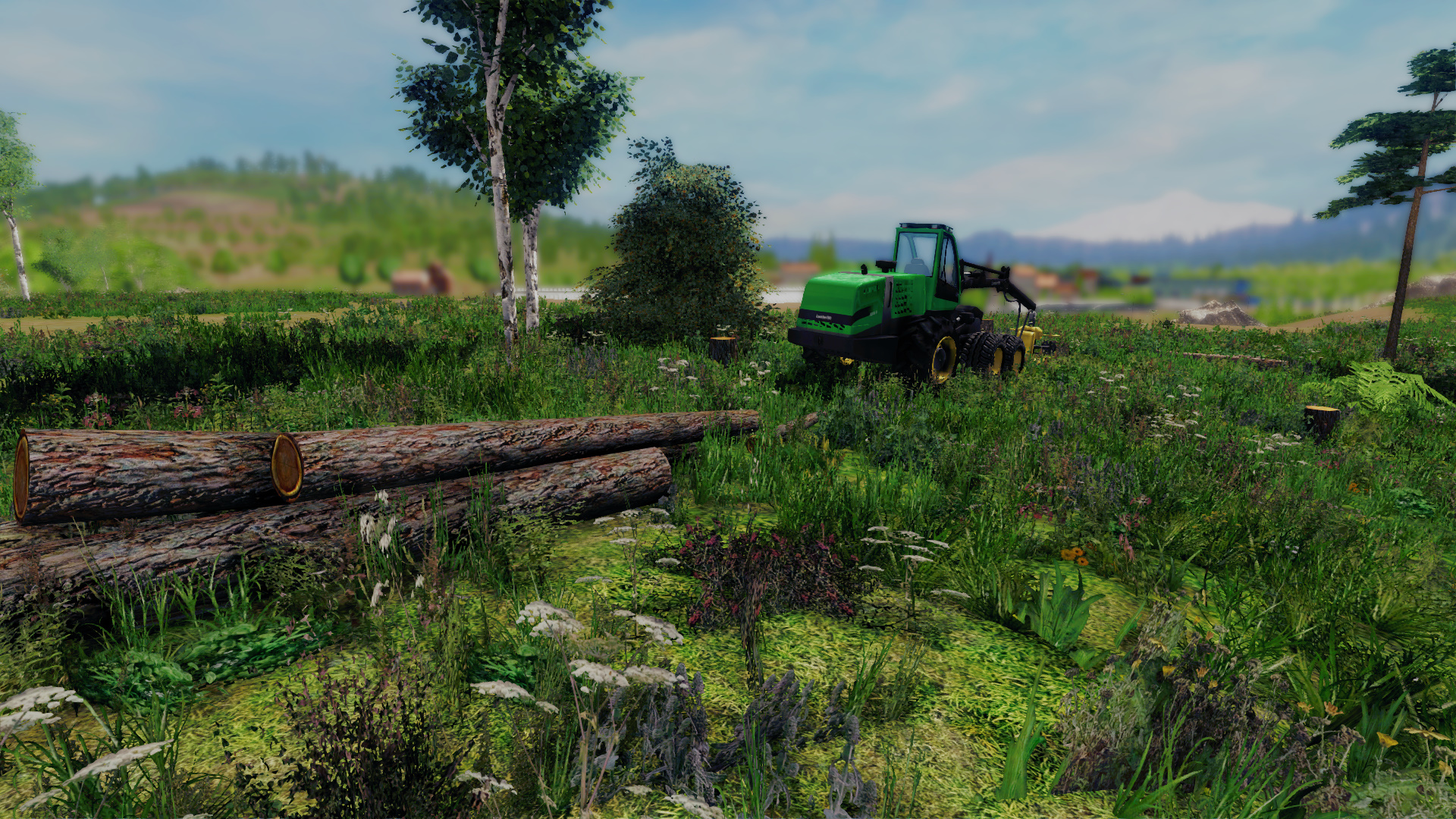 Professional Lumberjack 2015 (2015) PC | Лицензия
