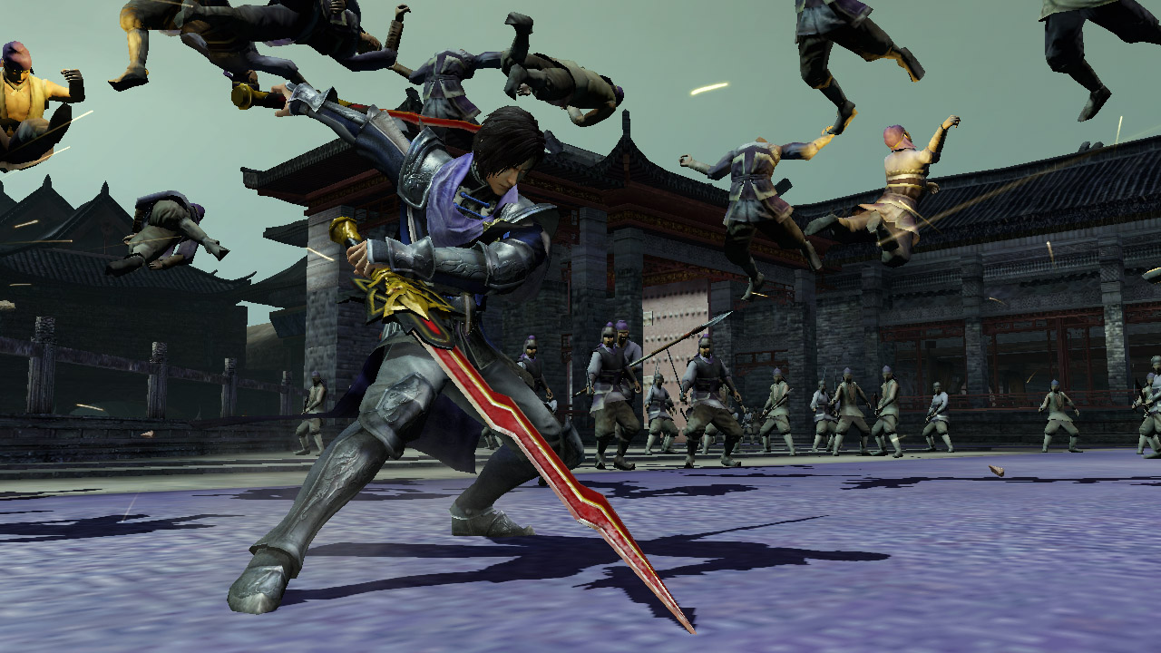 DW8XLCE - SPECIAL COSTUME PACK 1 & SPECIAL WEAPON screenshot