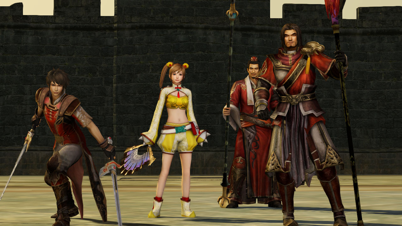 DW8XLCE - SPECIAL COSTUME PACK 2 screenshot