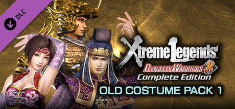 DW8XLCE - OLD COSTUME PACK 1