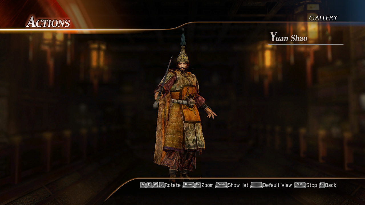 DW8XLCE - OLD COSTUME PACK 1 screenshot