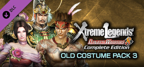 DW8XLCE - OLD COSTUME PACK 3