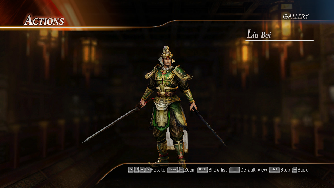 DW8XLCE - OLD COSTUME PACK 3 screenshot
