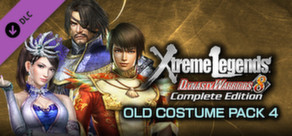 DW8XLCE - OLD COSTUME PACK 4