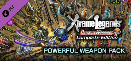 DW8XLCE - POWERFUL WEAPON PACK