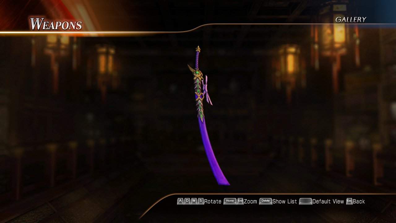 DW8XLCE - POWERFUL WEAPON PACK screenshot