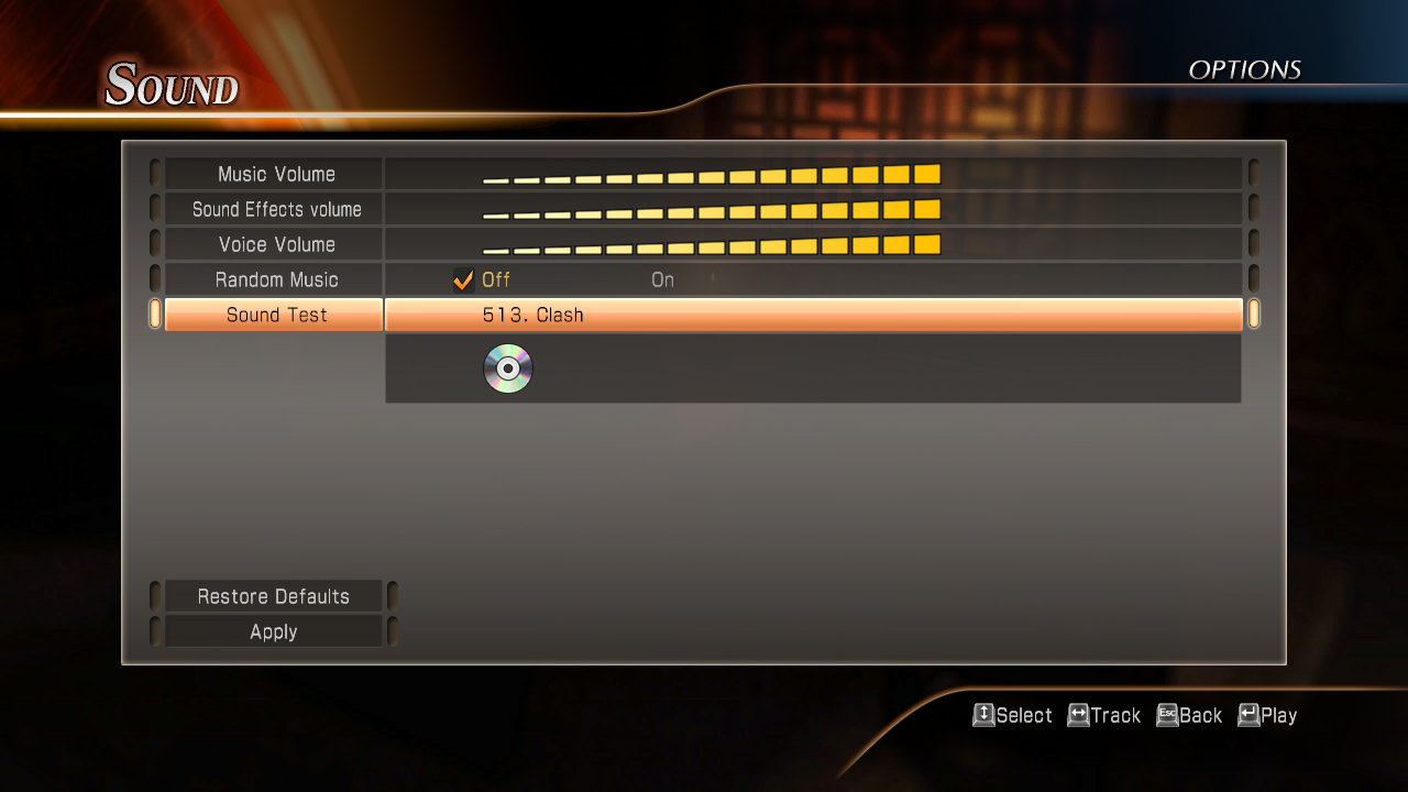 DW8XLCE - BGM PACK screenshot