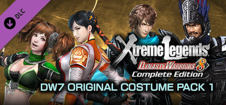 DW8XLCE - DW7 ORIGINAL COSTUME PACK 1