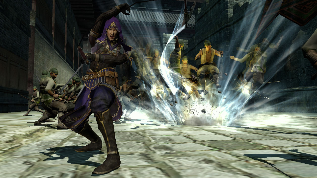 DW8XLCE - DW7 ORIGINAL COSTUME PACK 1 screenshot