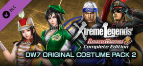 DW8XLCE - DW7 ORIGINAL COSTUME PACK 2