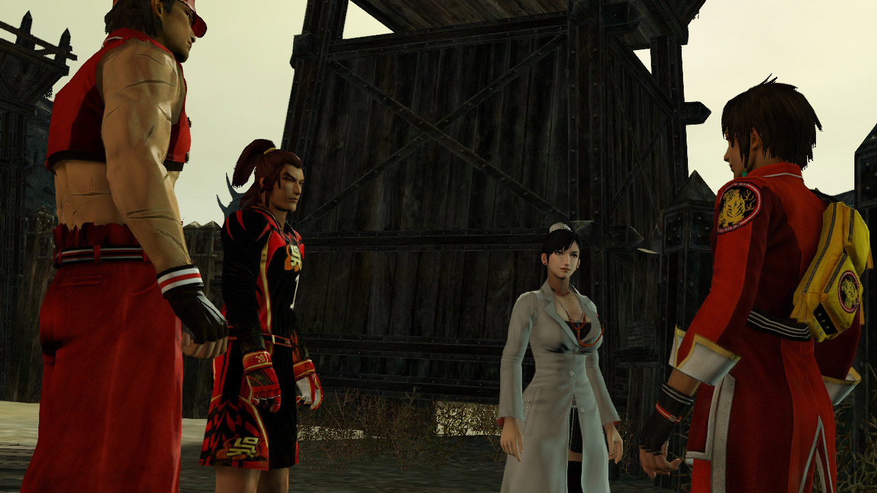 DW8XLCE - DW7 ORIGINAL COSTUME PACK 2 screenshot