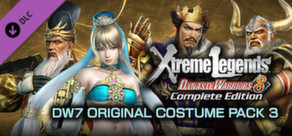 DW8XLCE - DW7 ORIGINAL COSTUME PACK 3
