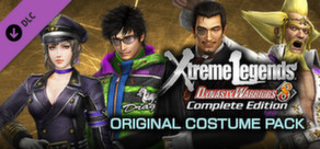 DW8XLCE - ORIGINAL COSTUME PACK