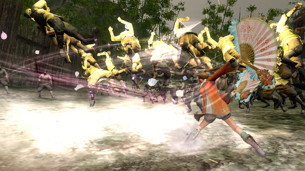 DW8XLCE - WEAPON SYSTEM & UPGRADE PACK screenshot