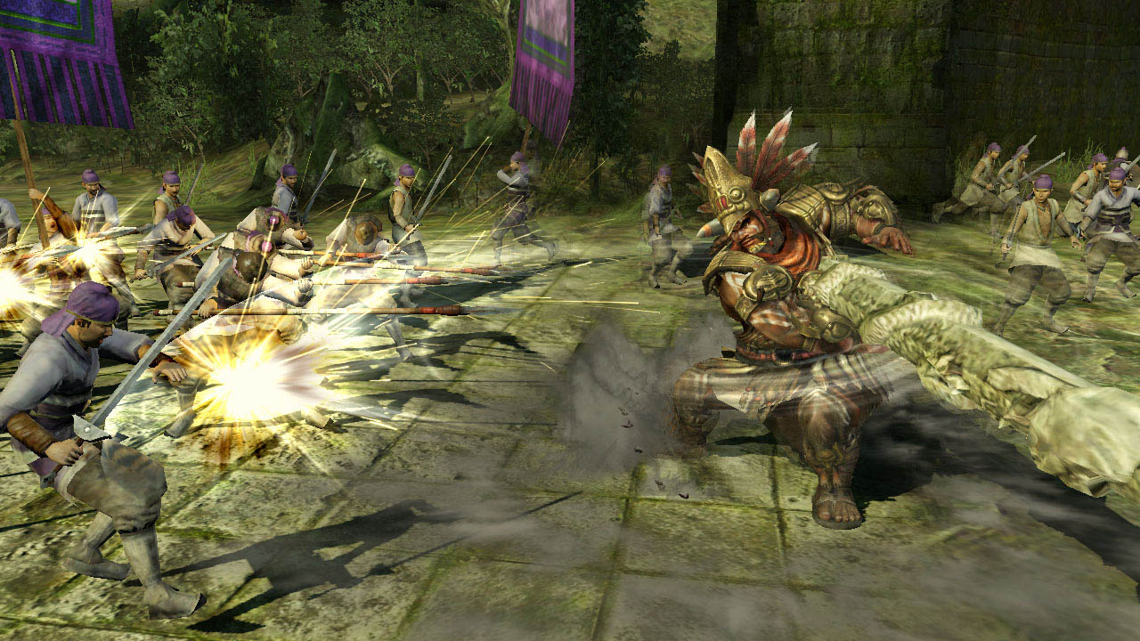 DW8XLCE - WEAPON SYSTEM PACK screenshot
