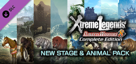 DW8XLCE - NEW STAGE & ANIMAL PACK