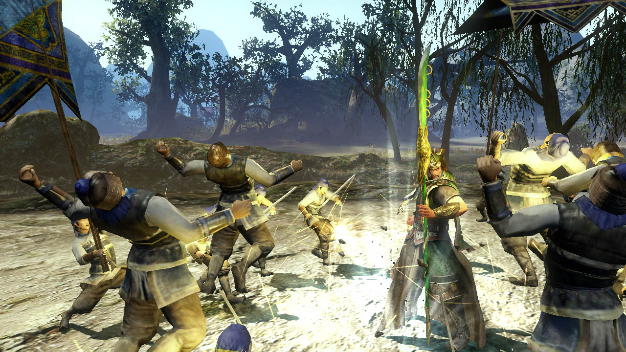DW8XLCE - NEW STAGE & ANIMAL PACK screenshot
