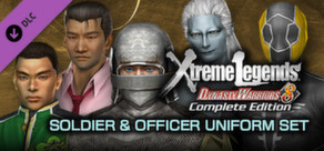 DW8XLCE - SOLDIER & OFFICER UNIFORM SET