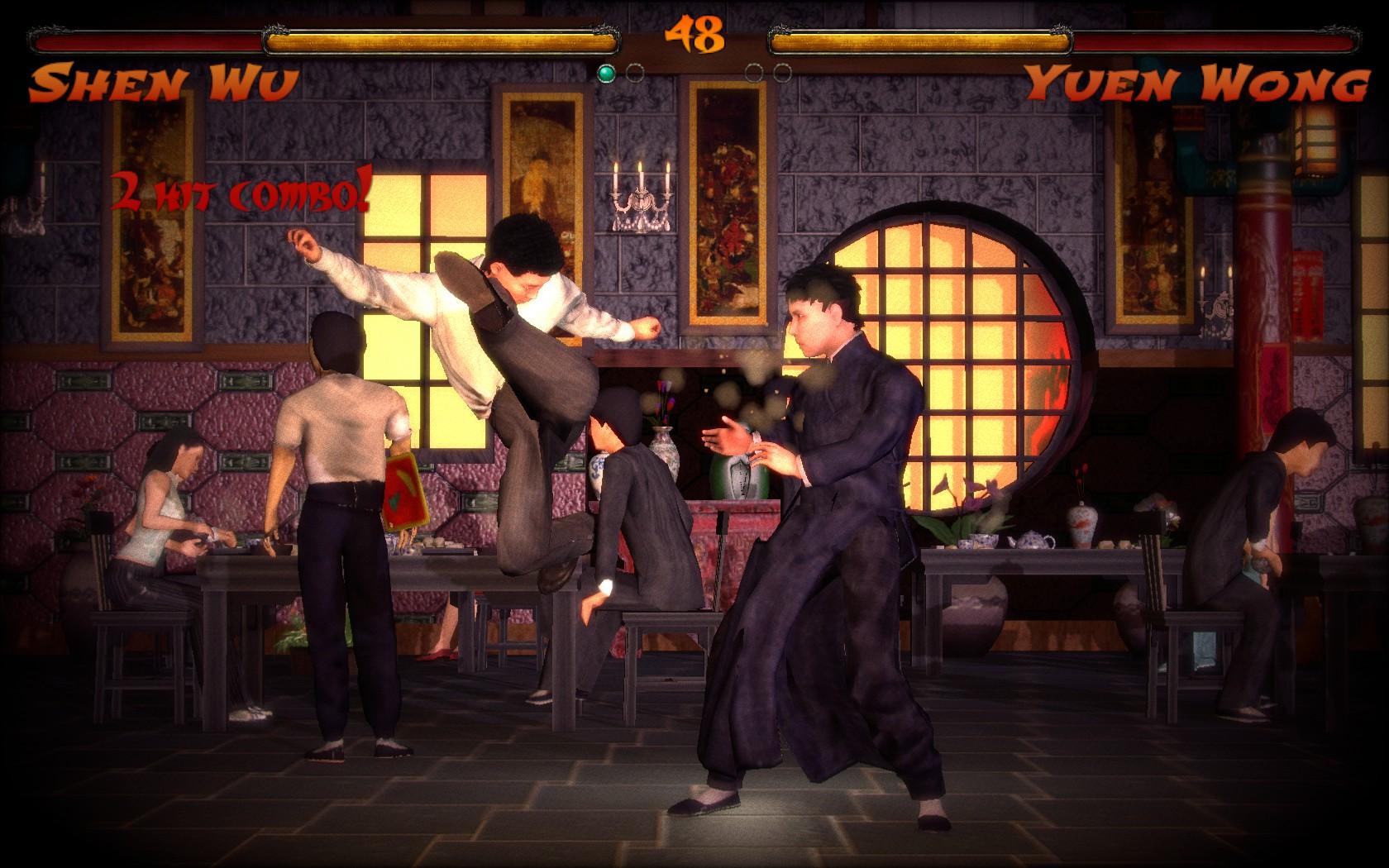 Kings of Kung Fu screenshot