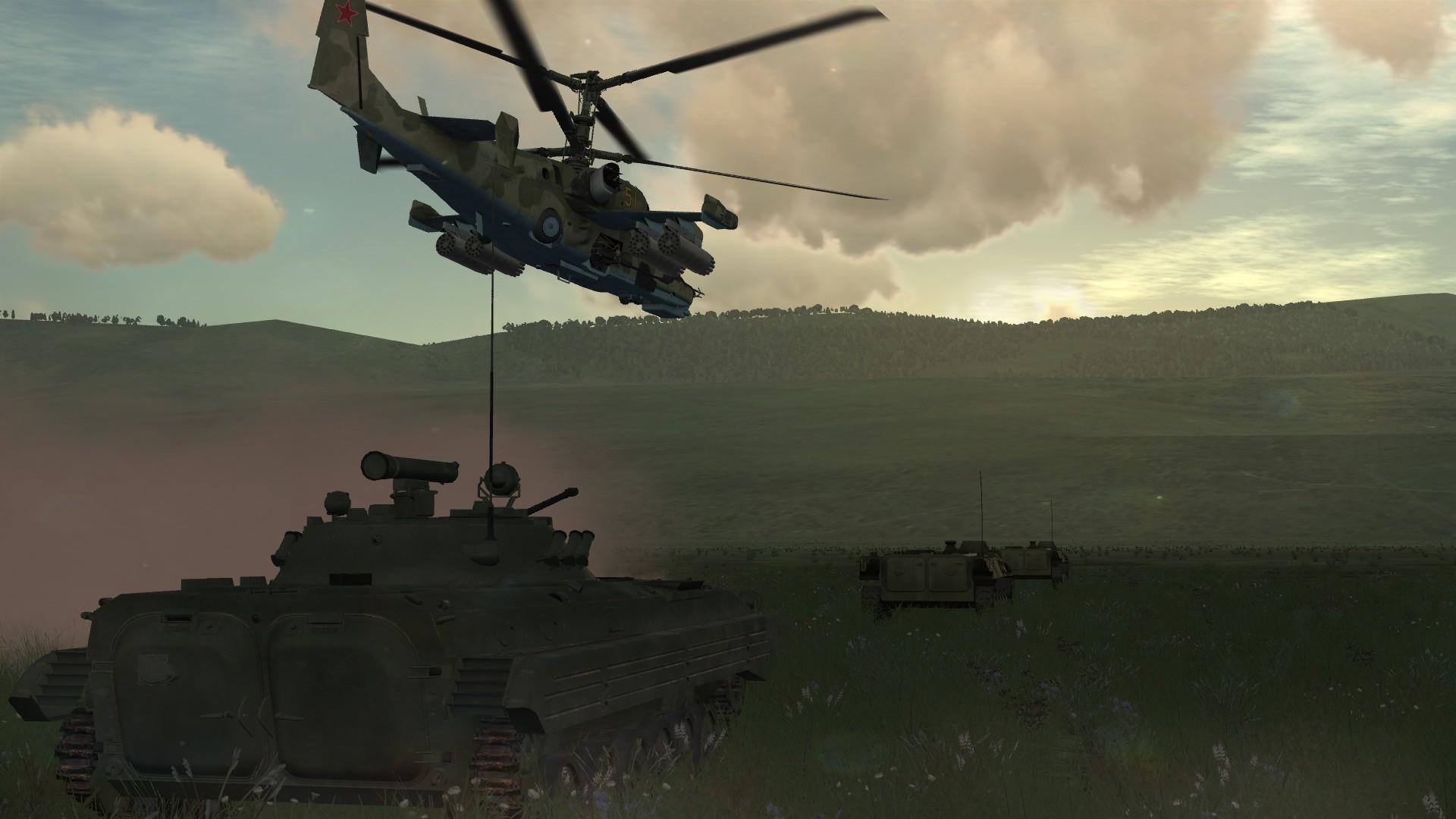 Black Shark 2: Republic Campaign screenshot
