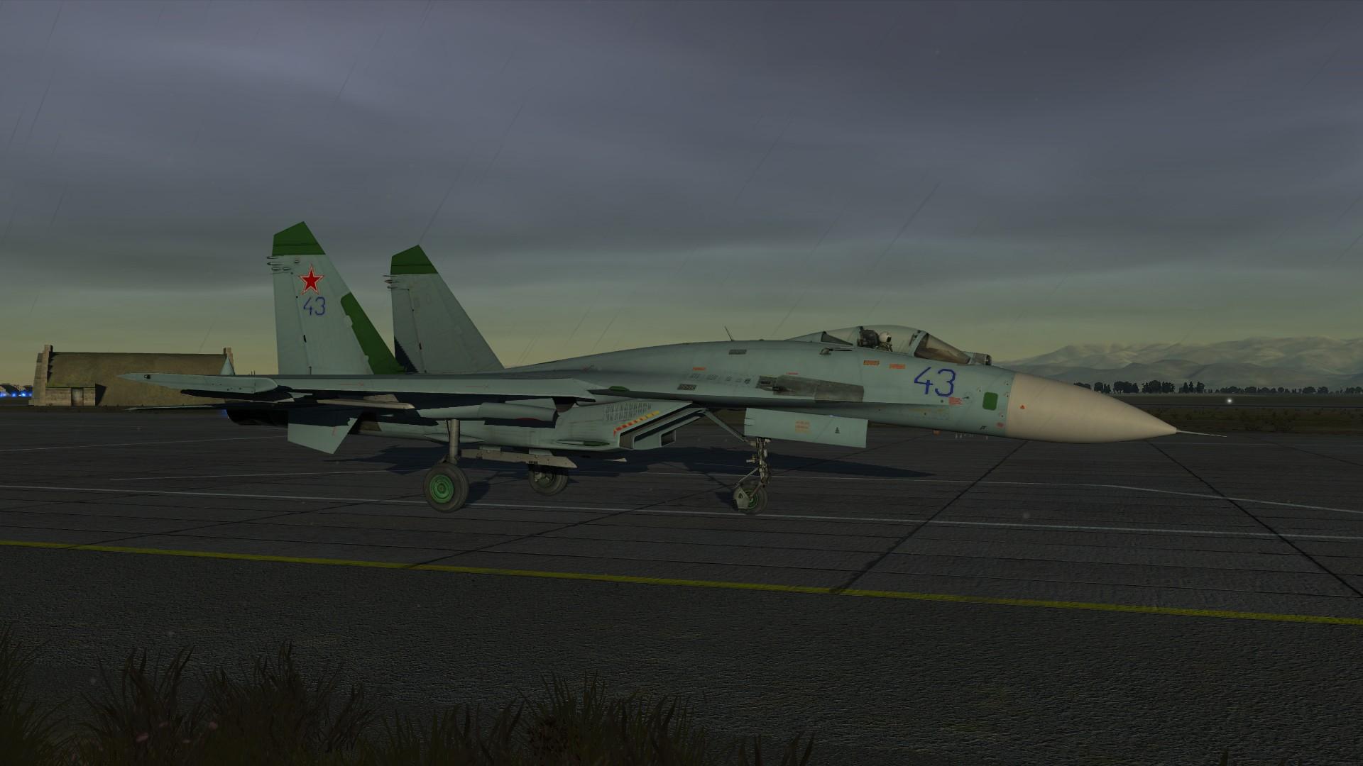 Su-27: The Ultimate Argument Campaign screenshot
