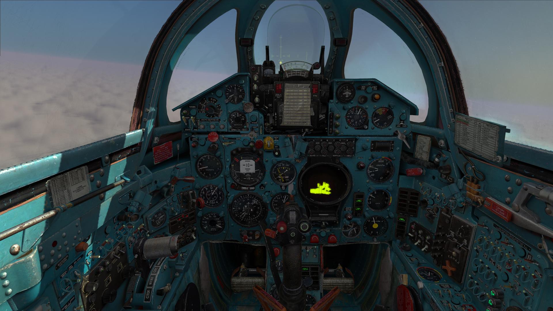 DCS: MiG-21Bis screenshot
