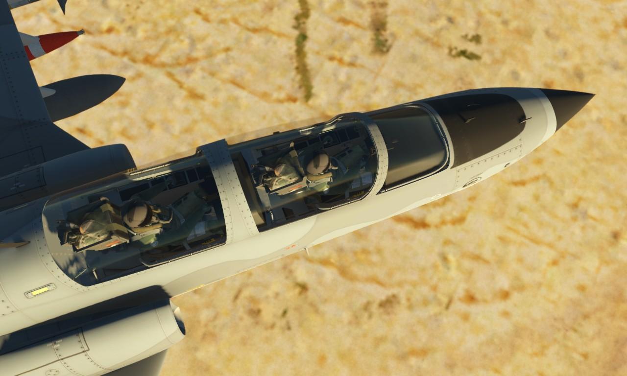 DCS: C-101 Aviojet screenshot