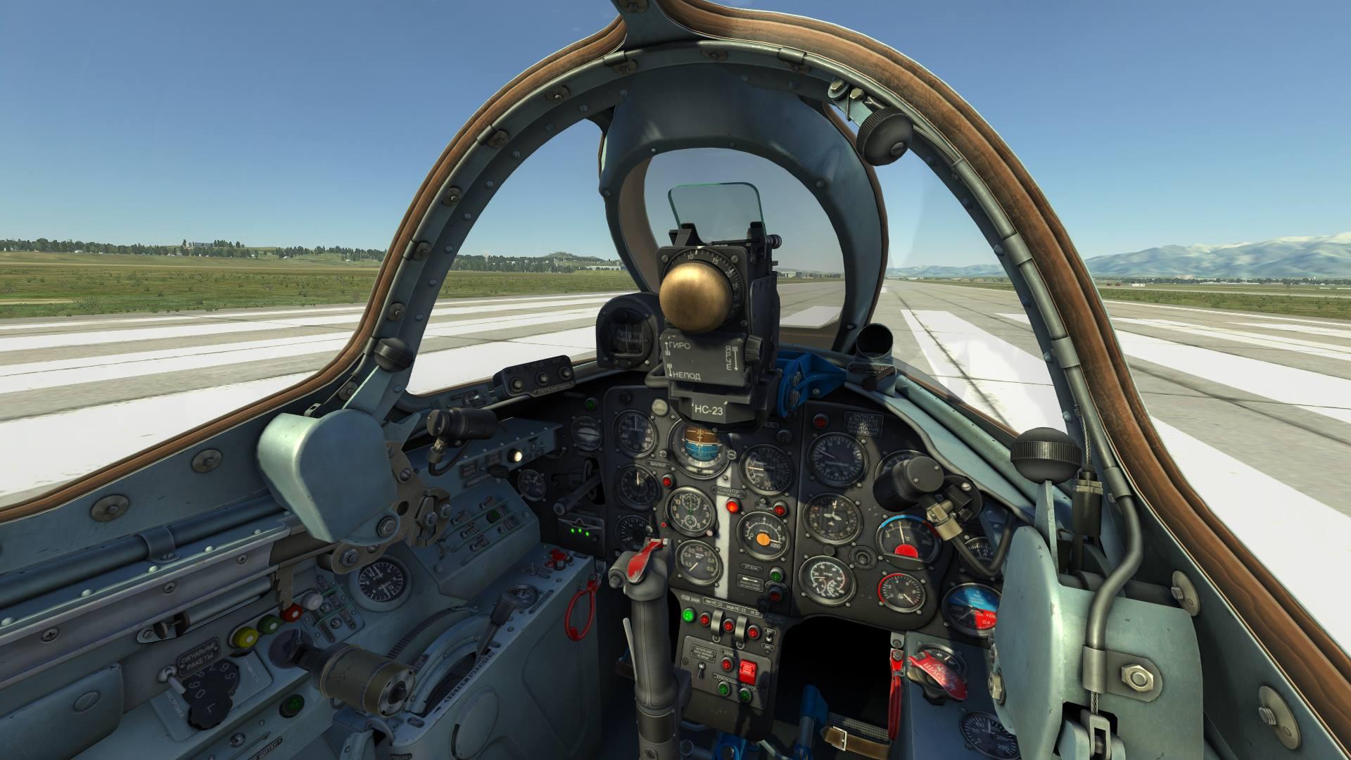 DCS: MiG-15Bis screenshot
