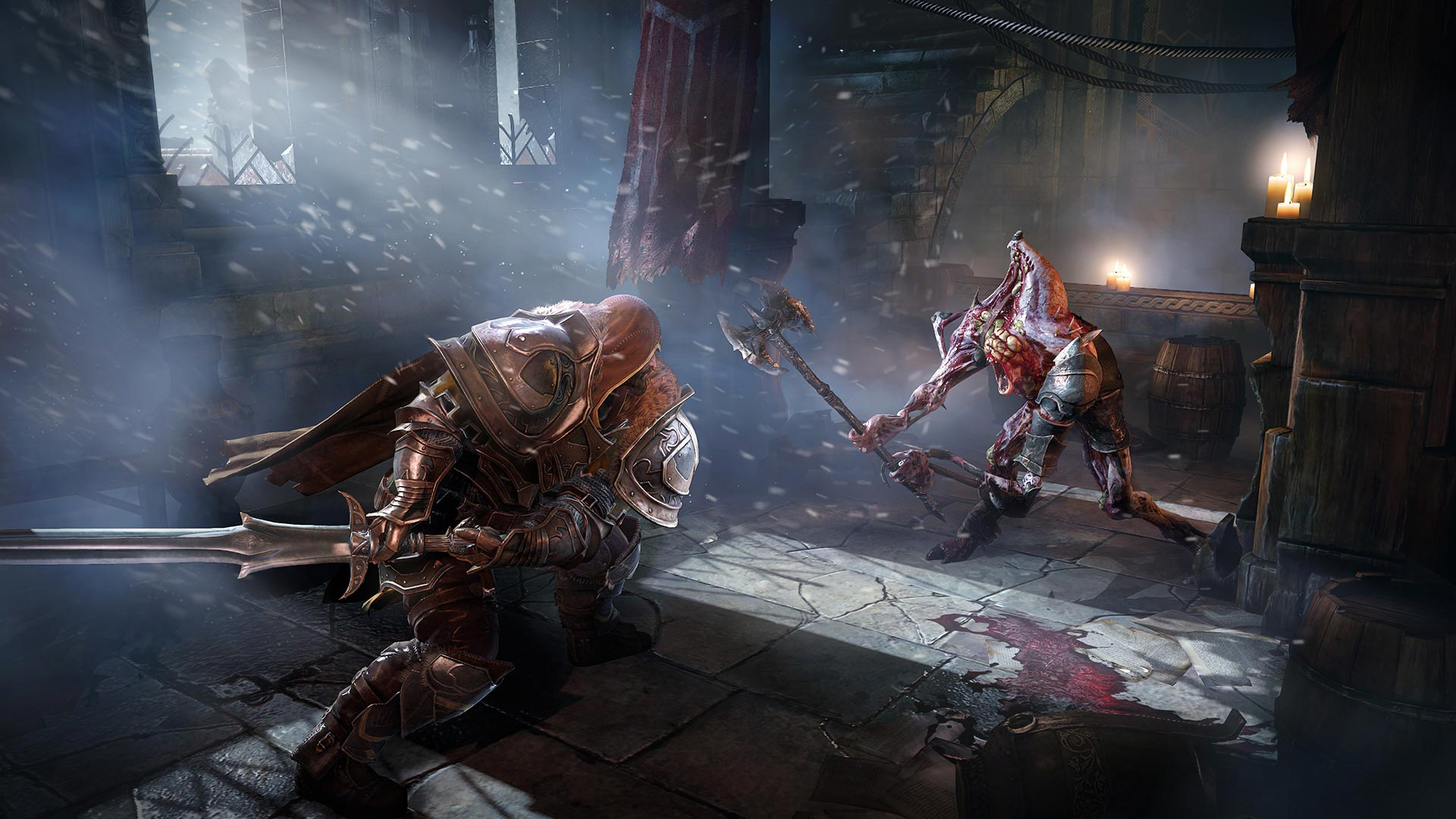 Lords of the Fallen - The Foundation Boost screenshot
