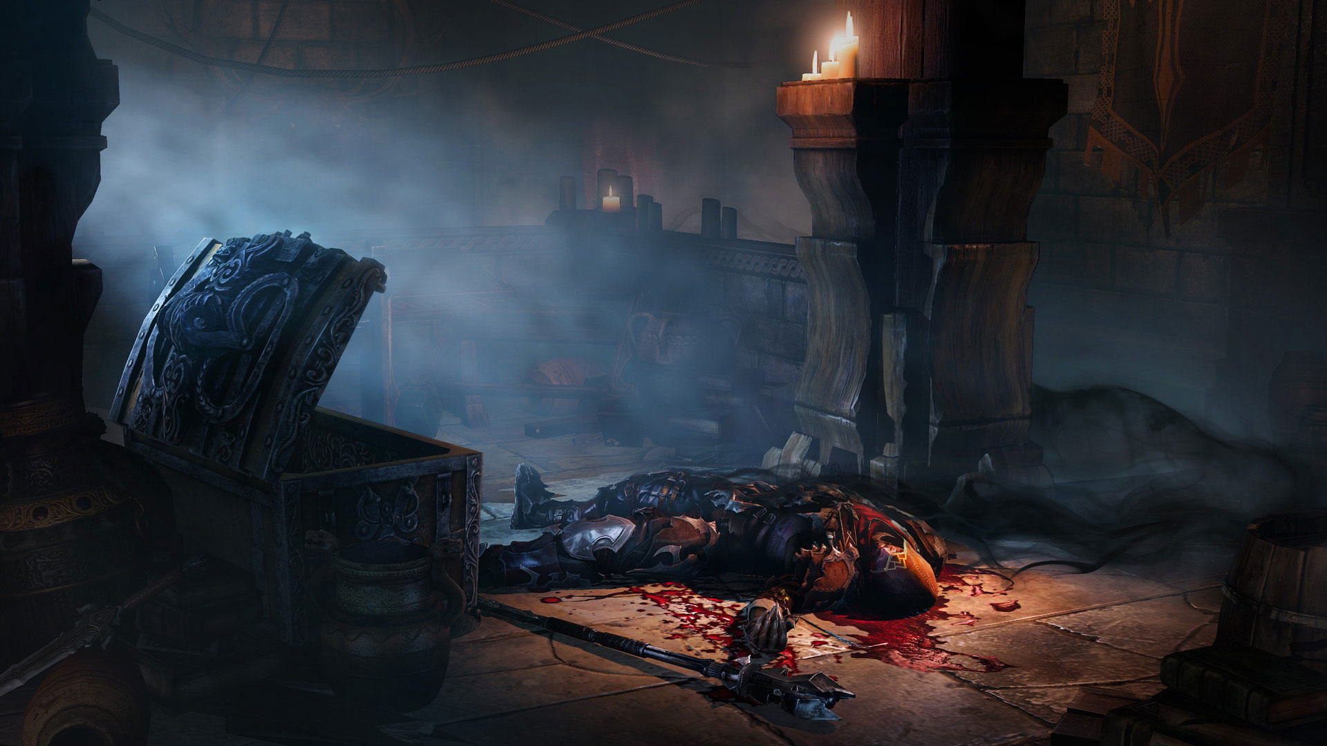 Lords of the Fallen - The Arcane Boost screenshot