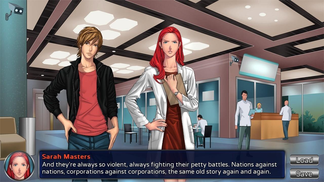 Bionic Heart 2 screenshot