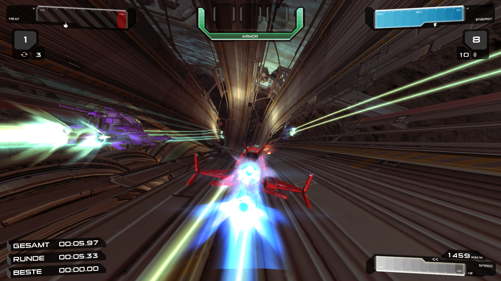Quantum Rush Champions screenshot