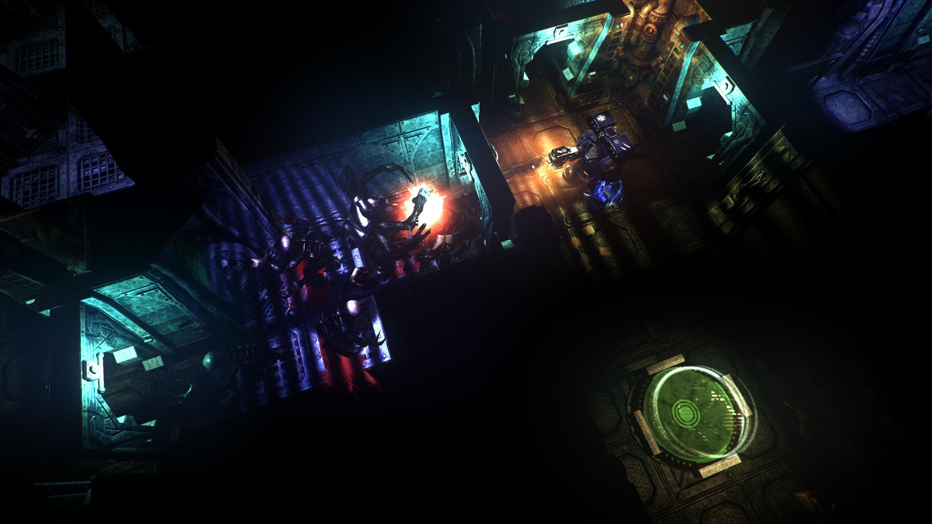 Space hulk ascension edition rus скачать торрент