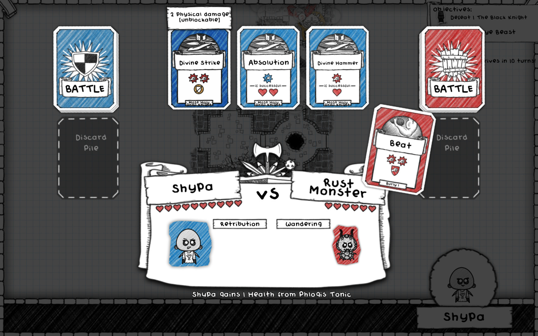 Guild of Dungeoneering Deluxe Edition screenshot 1