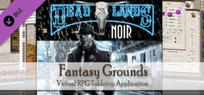 Fantasy Grounds - Deadlands Noir - Figure Flats (Token Pack)