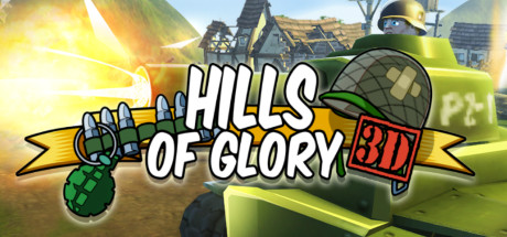 Hills Of Glory 3D game image