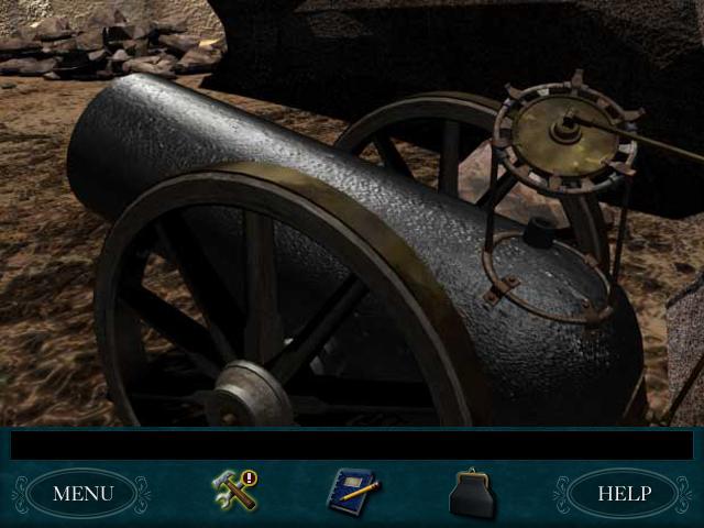Nancy Drew: Last Train to Blue Moon Canyon screenshot