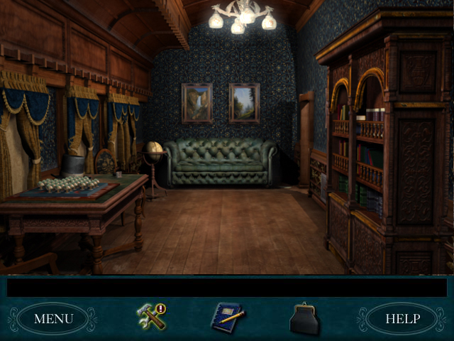 Nancy Drew: Last Train to Blue Moon Canyon screenshot