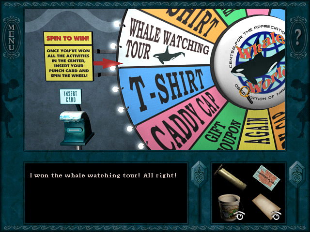 Nancy Drew: Danger on Deception Island screenshot