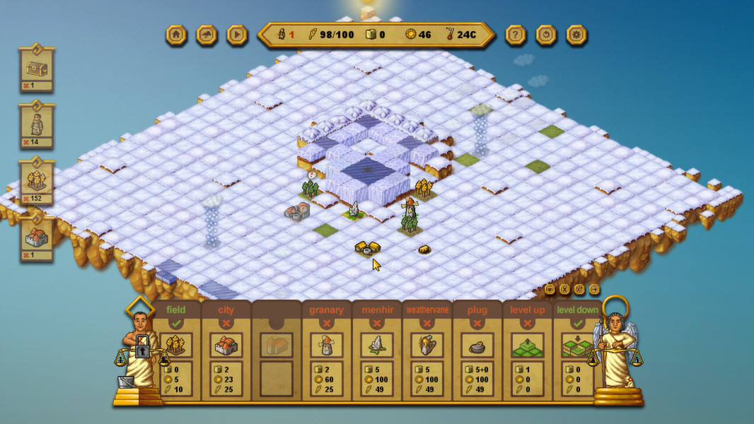 Cubesis screenshot